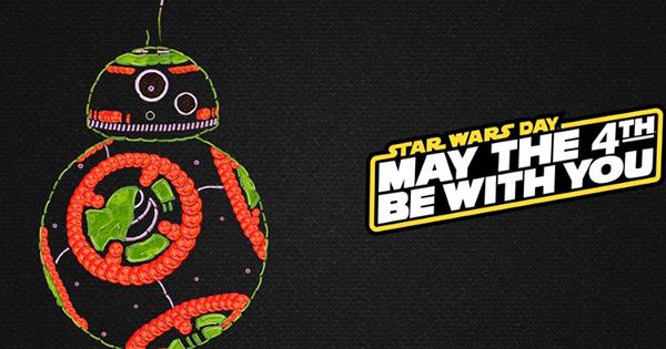 今年は動画投稿率がアップ!5月4日「スター・ウォーズの日」