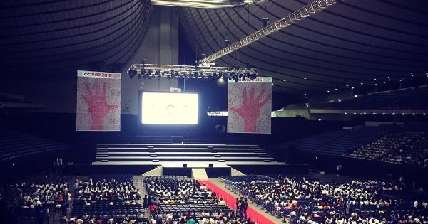 リオ五輪日本代表選手団壮行会、過去最大の1万人規模で開催 — CDに渡辺潤平氏