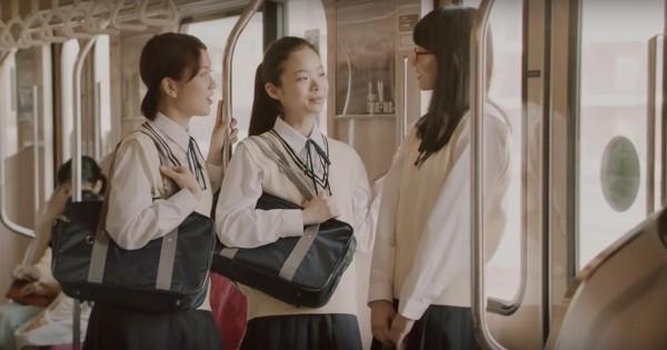 代々木上原駅で変わらぬ友情描く — 小田急CM「世界に一つの日々と」第二弾
