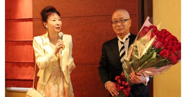 谷喜久郎・新東通信会長がスペイン文化交流でダブル受章 都内でレセプション開く