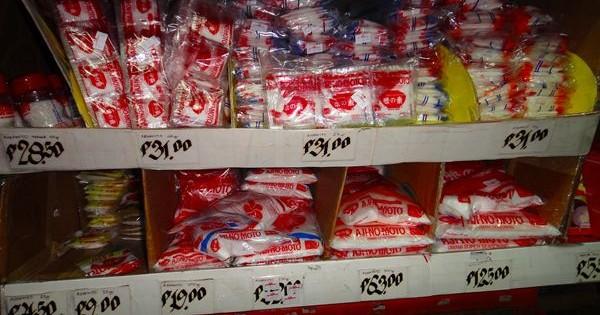 タバコの1本売りがフィリピン国内市場の67%を占める。
