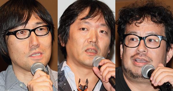 福里真一×木村健太郎×小西利行がアイデアとプレゼンを語りつくした3時間!