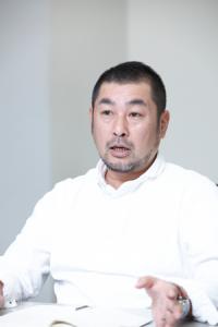 重野謙介氏(サントリービジネスエキスパート)
