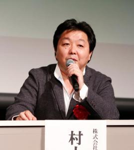 村上 徹夫 氏(テレビ東京 プロデューサー)
