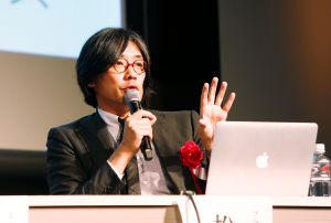 フラワー・ロボティクス株式会社 代表取締役 松井龍哉氏