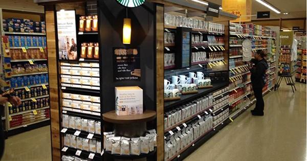 米国成功事例① スーパーで売れた「スターバックスコーヒー」とは?カテゴリーも活性化させた売り方のイノベーション