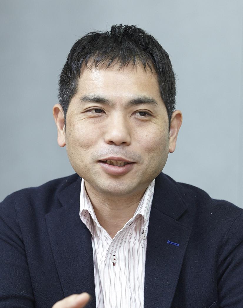 コクヨS&T ECM部 部長 白石良男さん