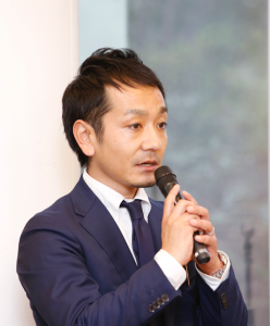 セミナーの最後にはCRITEOのDirector, Head of Sales 天野耕太氏が登壇した。