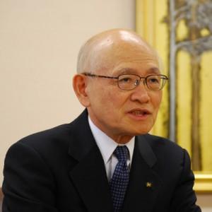 金沢広告協会・高澤基会長(北國新聞社代表取締役社長)
