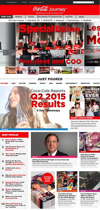 コカ・コーラとスターバックスに学ぶ、バナー広告では得られない「メディア運営の可能性」