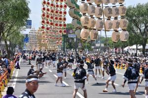「東北六魂祭」を秋田で開催