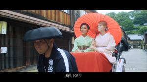 JR東日本のテレビCM Japanese Beauty Hokuriku 石川編