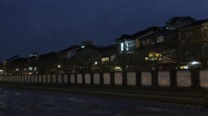 金沢市のテレビCM「幻影車窓『ちょっと、金沢まで。』」