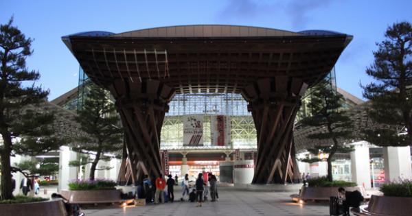 活況に沸く北陸の玄関口――金沢ターミナル開発 左近光治・取締役営業部長