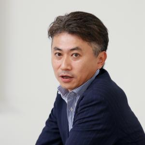 三井住友カード ネットビジネス事業部長 佐々木丈也氏
