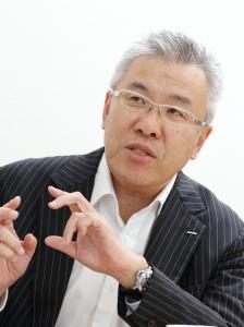 サントリー食品インターナショナル 執行役員(マーケティング&イノベーション担当) 北川廣一氏