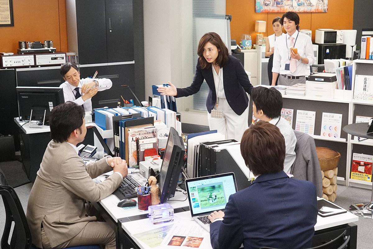 「広告は瞬発力、ドラマは持久力」 — フジ『営業部長 吉良奈津子』プロデューサーが見た広告の世界