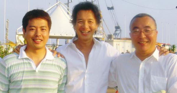 私を変えた凄い人たち — 4人目 Tham Khai Meng(タムカイメン)