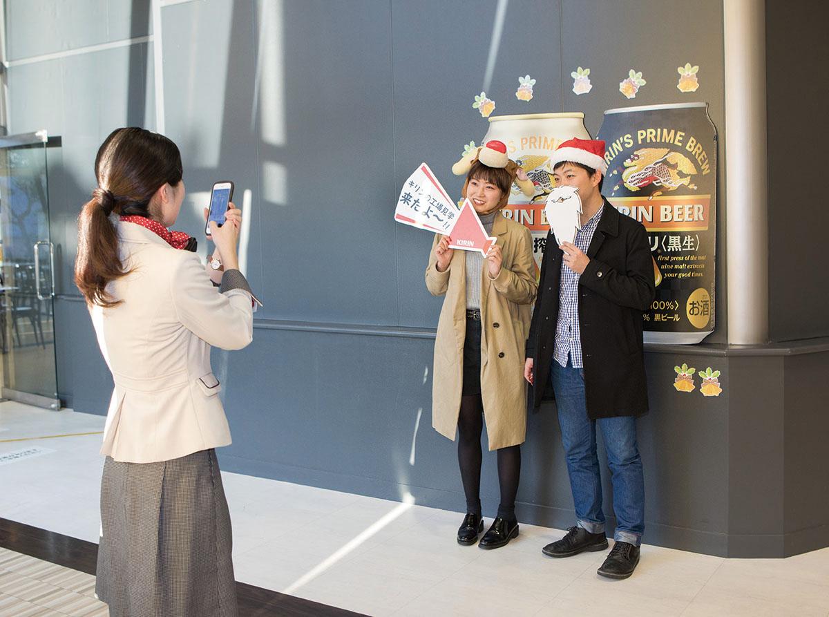 キリン ビール 工場 見学 横浜