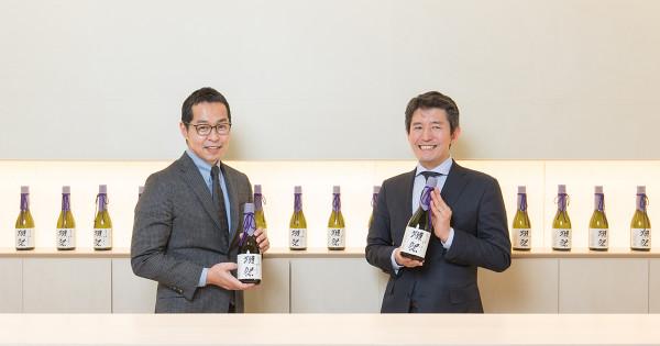 「徹底した消費者目線がブランドの推進力」 — 旭酒造 桜井一宏社長