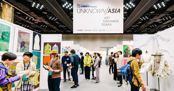 大阪でアーティストエージェンシーを立ち上げ、アジアで戦う