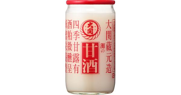 大関の「甘酒」が望む販促アイデアとは?/第10回販促コンペ