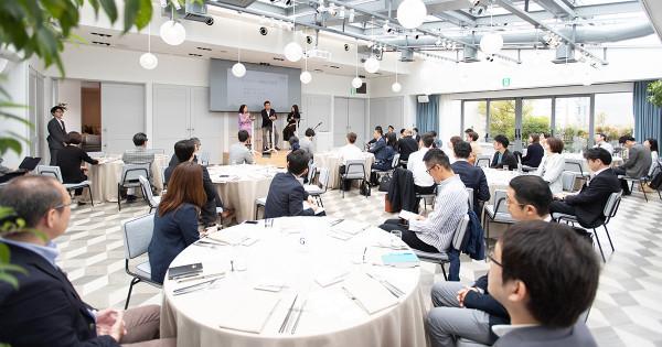 次世代CMOが集う新たな場、「JAPAN CMO CLUB CAMP TOKYO」が開催に
