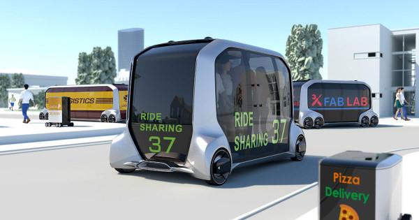 事業構造はカタチを変える-① トヨタが示した新ビジョン、モノづくりからサービスブランドへ