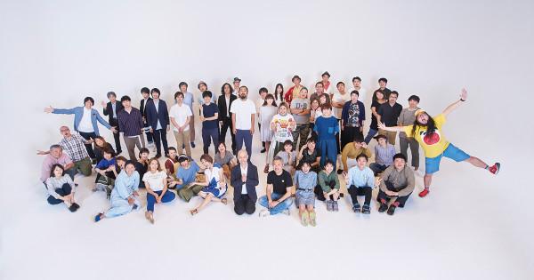 東北新社が所属クリエイターを業界に開放、新組織「OND°」誕生