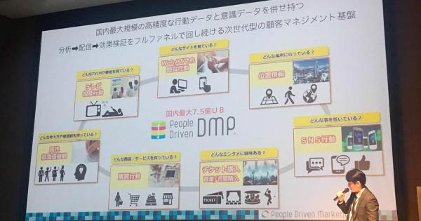 電通、電通デジタルが「People Driven Marketing」のバージョンアップを発表