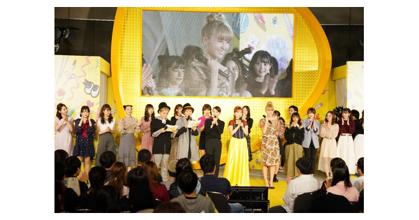 1万2千人の女子が来場、C CHANNELがリアルイベントを開催