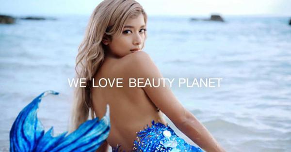 ローラ、美しい人魚になる — 環境問題をテーマにしたTBCの新CM