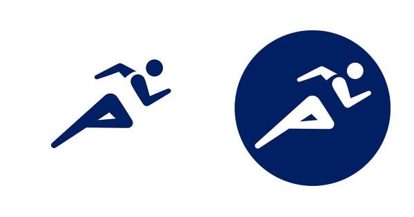 廣村正彰氏らが開発、33競技50種類の東京五輪ピクトグラムを発表