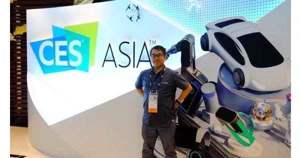 上海で開催「CES ASIA」現地レポート① — 中国でも主役は自動車(森 直樹)