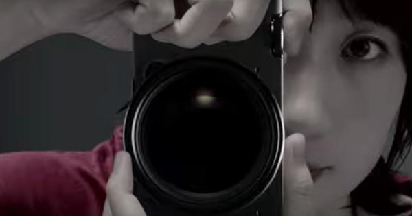 Corneliusが音楽で参加、辻川幸一郎演出によるカメラのコンセプトムービーが公開