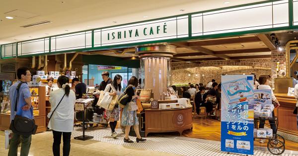 石屋商事(ISHIYA)cotodesign導入レポート 「白い恋人」店頭でオリジナル缶作製