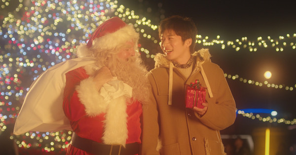 田中圭とクリスマスデート ソフトバンク新CMで宮本浩次がユーミンの名曲カバー