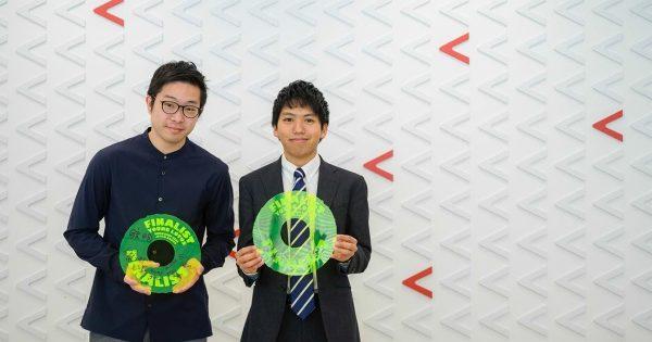 ADFESTヤングロータスは、ADK安本一優氏と高田雄大朗氏のチームに決定