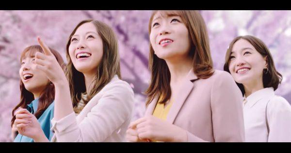 乃木坂46、春限定「アサヒスーパードライ」CM出演で若年層の需要拡大へ