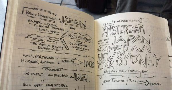 クリエイティブの世界もこんなに違う!?日本とグローバルの働き方の違いを徹底分析