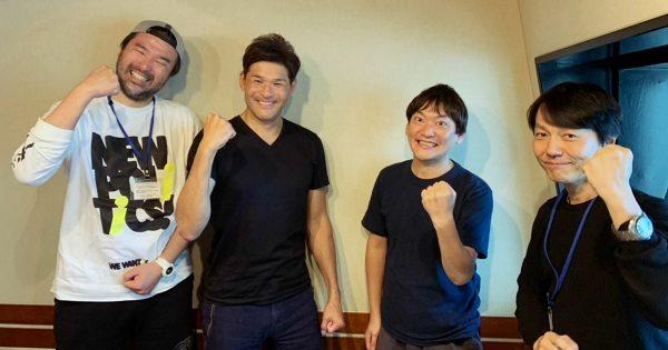 ベルフェイスのCMで披露「ヒラメ筋」のために撮影3カ月前からトレーニング!(ゲスト:照英)【前編】