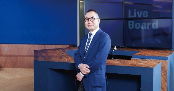 日本のOOH市場を活性化させるLIVE BOARDの描く未来