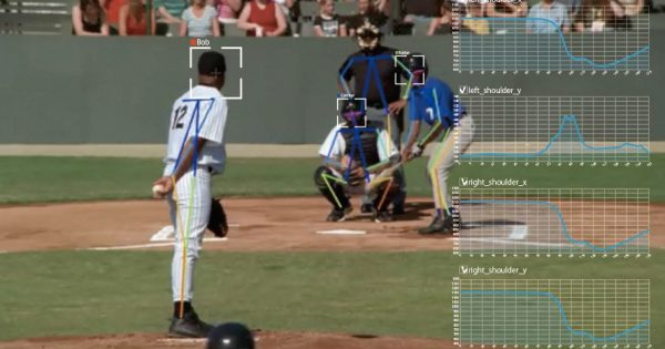 電通が松尾豊研究室発スタートアップと野球選手の姿勢判定アプリを開発