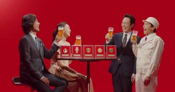「本麒麟」冨永愛出演のWebムービーと、江口洋介・杏出演テレビCMが公開
