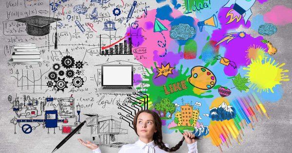 広告の左脳化に対して、右脳クリエイティブの力を取り戻せ