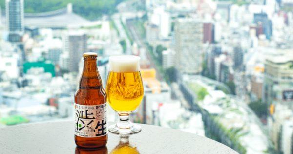 渋谷区でしか飲めないクラフトビール「渋生」 コエドとコラボで発売