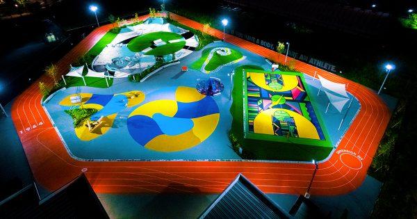 ナイキと三井不動産がスポーツパーク開業 インクルーシブデザインで多様性に対応