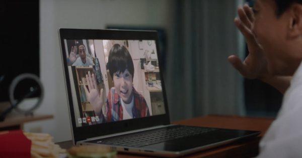 テーマは「ごはん at HOME」、ナイツ・塙と寺田心が親子役でマクドナルドのCMに登場