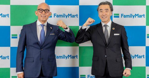 ファミリーマート新社長・細見氏会見 「Eコマース」と「デジタル化」に尽力