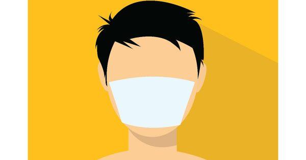 記者会見時、マスクは外す?外したマスクはどこに置く?